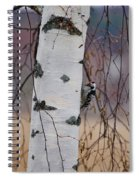 Lesser Spotted Woodpecker Spiral Notebook
