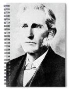 Lester Frank Ward (1841-1913) Spiral Notebook