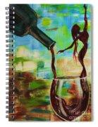 Let It Breathe Spiral Notebook