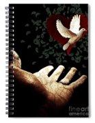 Let It Go Spiral Notebook