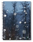 Let It Snow Spiral Notebook