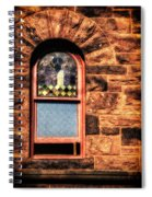 Let That Fresh Air In Spiral Notebook