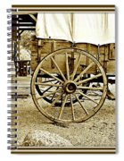 Let The Old Times Roll Spiral Notebook