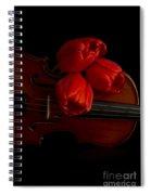 Let Us Make Beautiful Music Together Spiral Notebook