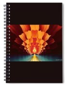 Let Your Light So Shine Spiral Notebook