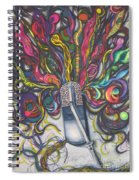 Let Your Music Flow In Harmony Spiral Notebook