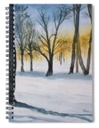 Letchworth State Park Ny Spiral Notebook