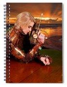Lethal Lisa Spiral Notebook
