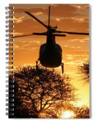 Lets Fly Spiral Notebook