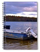Lets Go Fishing Spiral Notebook