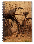 Let's Go Ride A Bike Spiral Notebook