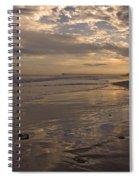 Let's Walk This Evening Spiral Notebook