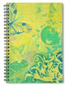 Letting Go Spiral Notebook