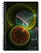 Levels 113 Spiral Notebook