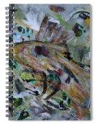 Leviathan Spiral Notebook
