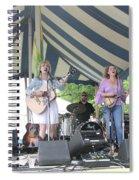 Levon Helm's Dirt Farmer Band Spiral Notebook