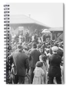 Lewis Stuyvesant Chanler (1869-1942) Spiral Notebook