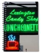Lexington Candy Shop Spiral Notebook