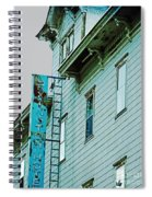 Lexington Hotel Lexington New York Spiral Notebook