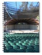 Libbey Bowl Ojai Spiral Notebook