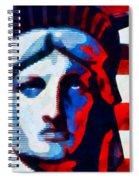 Liberty 3 Spiral Notebook