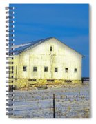 Liberty Barn Spiral Notebook