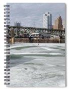 Liberty Bridge # 1 Spiral Notebook