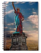 Liberty For All Spiral Notebook