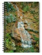Liberty Gorge Falls Spiral Notebook