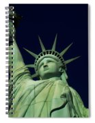 Liberty New York Casino Spiral Notebook