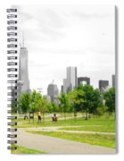 Liberty Park Spiral Notebook