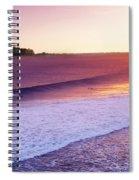 Liberty Surf Spiral Notebook