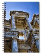 Library Of Celsus Spiral Notebook