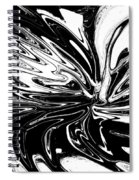 Licorice In Abstract Spiral Notebook