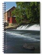 Lidtke Mill 1 B Spiral Notebook