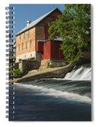 Lidtke Mill 4 Spiral Notebook