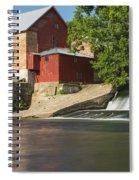 Lidtke Mill 5 Spiral Notebook