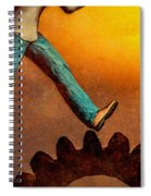 Life Again Spiral Notebook
