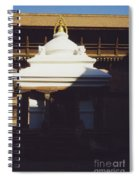 Life And Death  Spiral Notebook