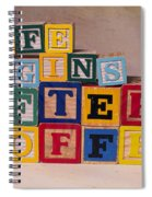 Life Begins After Coffee Spiral Notebook