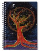 Life Blood Tree By Jrr Spiral Notebook