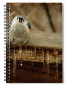 Life Can Be Tough Spiral Notebook