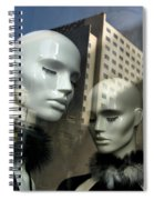 Life For Sale - Conceptual Spiral Notebook