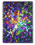 Life Force By Jrr Spiral Notebook