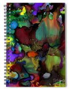 Life In Another World Spiral Notebook