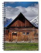 T A Moulton Barn Spiral Notebook