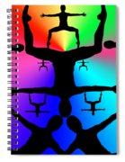 Life Is A Dance 1 Spiral Notebook