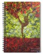 Life Is But A Dance Spiral Notebook