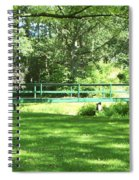 Life Is  Green  Spiral Notebook