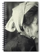 Life Is Life  Spiral Notebook